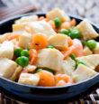 Chinese home-style tofu pot