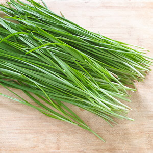 Chinese green chives